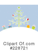 Christmas Tree Clipart #228721