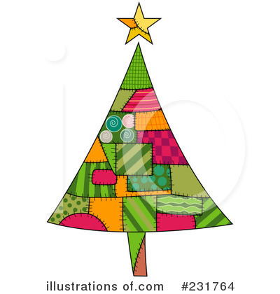Christmas Tree Clipart #231764 by BNP Design Studio