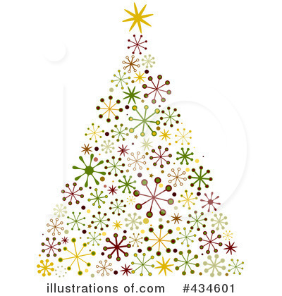 Snowflakes Clipart #434601 by BNP Design Studio