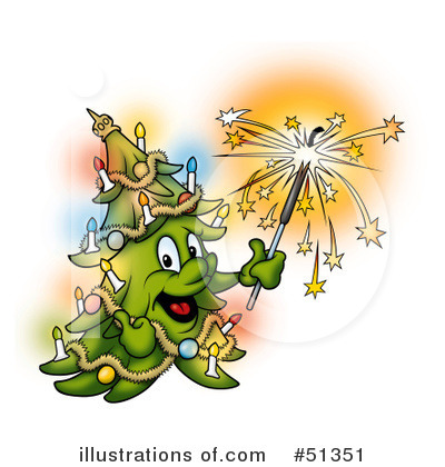 Fireworks Clipart #51351 by dero