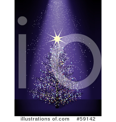 Christmas Tree Clipart #59142 by elaineitalia