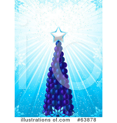 Christmas Tree Clipart #63878 by elaineitalia