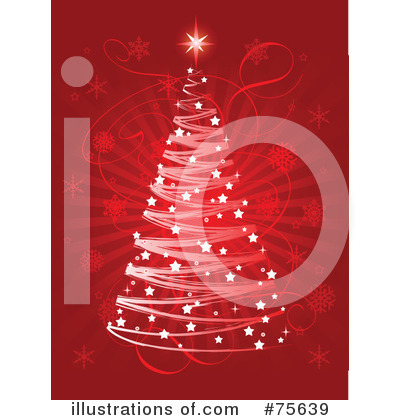 Christmas Tree Clipart #75639 by Pushkin