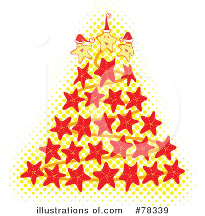 Christmas Tree Clipart #78339 by Cherie Reve