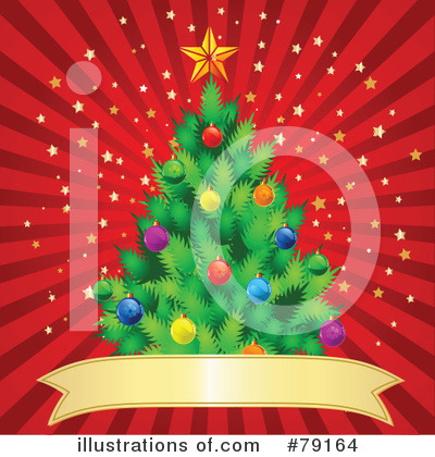 Christmas Tree Clipart #79164 by Pushkin