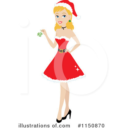 Dress Clipart #1150870 by Rosie Piter