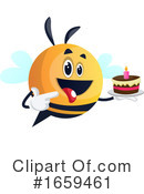 Chubby Bee Clipart #1659461 by Morphart Creations