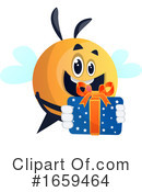 Chubby Bee Clipart #1659464 by Morphart Creations