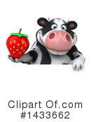 Chubby Cow Clipart #1433662 by Julos