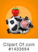 Chubby Cow Clipart #1433664 by Julos