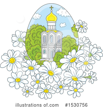 Easter Clipart #1530756 by Alex Bannykh