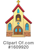 Church Clipart #1609920 by visekart