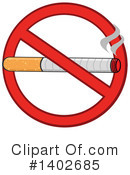 Cigarette Clipart #1402685 by Hit Toon