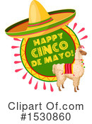 Royalty-Free (RF) Cinco De Mayo Clipart Illustration #1530860