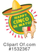 Royalty-Free (RF) Cinco De Mayo Clipart Illustration #1532367