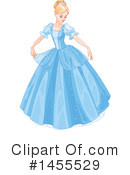 Royalty-Free (RF) Cinderella Clipart Illustration #1455529