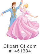Royalty-Free (RF) Cinderella Clipart Illustration #1461334