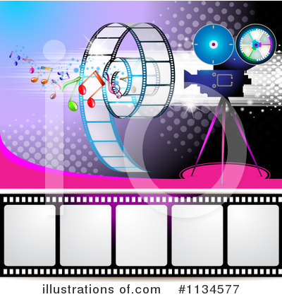 Video Camera Clipart #1134577 by merlinul