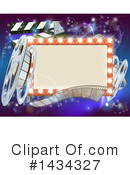 Cinema Clipart #1434327 by AtStockIllustration