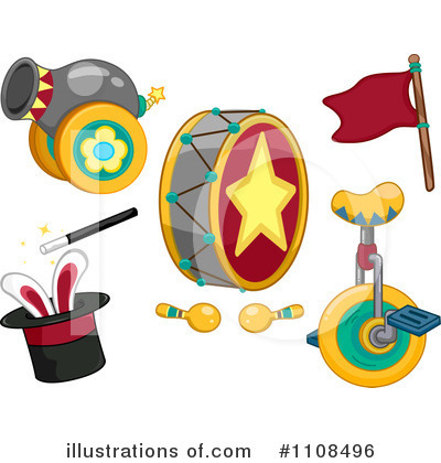 Maracas Clipart #1108496 by BNP Design Studio