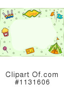 Royalty-Free (RF) Circus Clipart Illustration #1131606