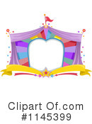 Royalty-Free (RF) Circus Clipart Illustration #1145399