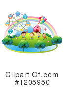 Circus Clipart #1205950 by Graphics RF