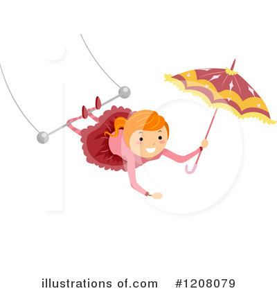 Trapeze Clipart #1208079 by BNP Design Studio