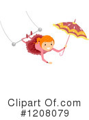 Royalty-Free (RF) Circus Clipart Illustration #1208079