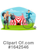 Circus Clipart #1642546 by Vector Tradition SM