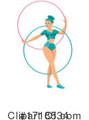 Circus Clipart #1718534 by Vector Tradition SM