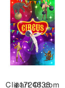 Circus Clipart #1724638 by Vector Tradition SM