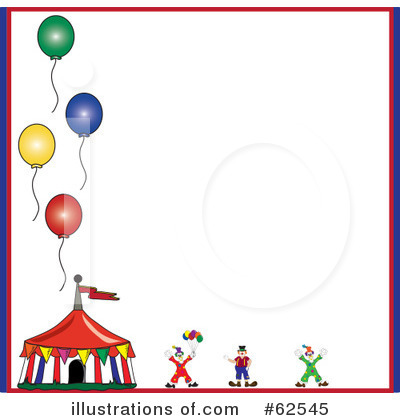 Balloons Clipart #62545 by Pams Clipart