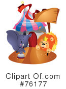 Circus Clipart #76177 by BNP Design Studio