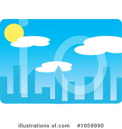 City Clipart #1059990 by Rosie Piter