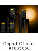 Royalty-Free (RF) city Clipart Illustration #1065860