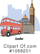 City Clipart #1068201 by Andy Nortnik