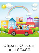 City Clipart #1189480 by Graphics RF
