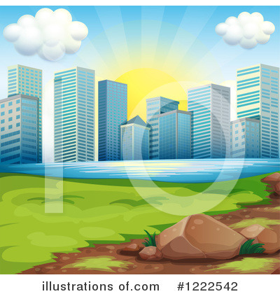 Urban Clipart #1222542 by Graphics RF