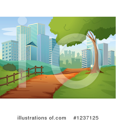 Trail Clipart #1237125 by Graphics RF