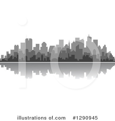 City Clipart #1290945 by Vector Tradition SM