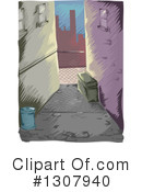 City Clipart #1307940