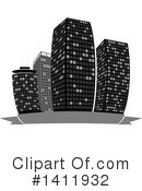 City Clipart #1411932 by dero