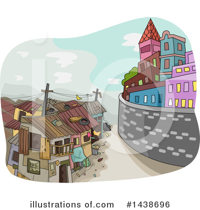 Village Clipart #1438696 by BNP Design Studio
