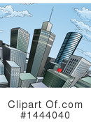 Royalty-Free (RF) City Clipart Illustration #1444040