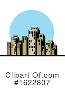 City Clipart #1622807 by Lal Perera
