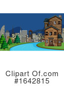 City Clipart #1642815 by Graphics RF