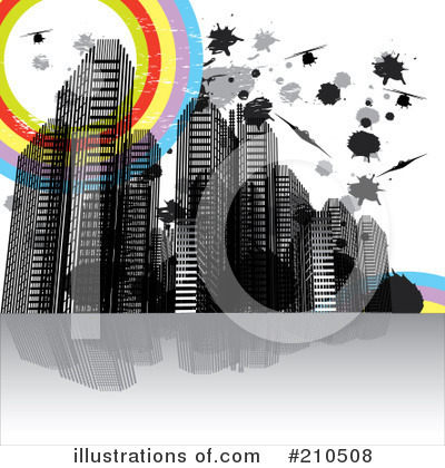 City Clipart #210508 by MilsiArt