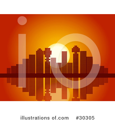 Urban Clipart #30305 by elaineitalia