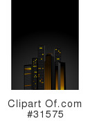 Royalty-Free (RF) City Clipart Illustration #31575